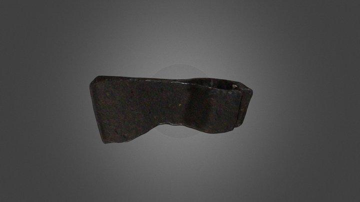 Axe Head - Hudson 3D Model