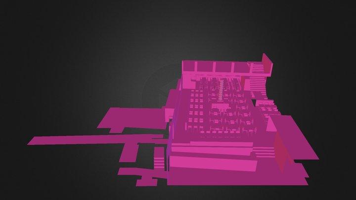 Settings 3D Model