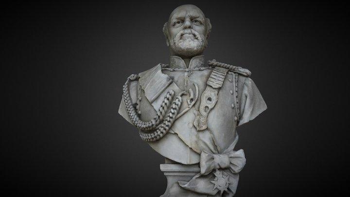 Field Marshal George Hay, Marquess of Tweeddale 3D Model
