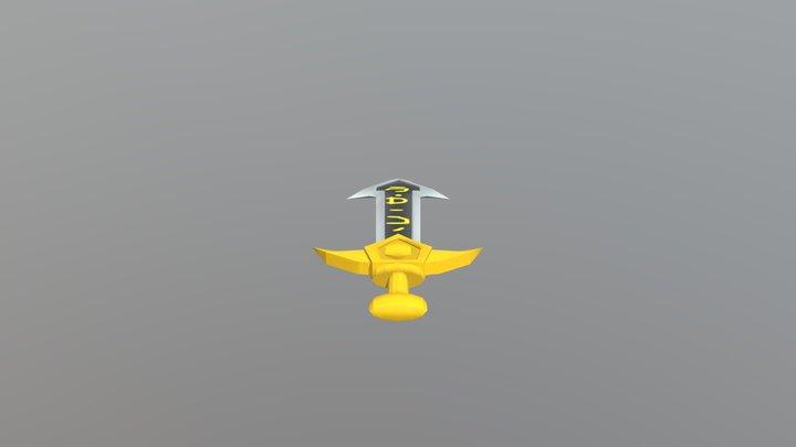 Infinity edge 3D Model
