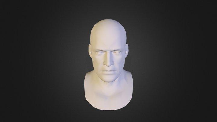 cabeça 3D Model
