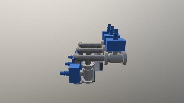 Manifold 3D Model