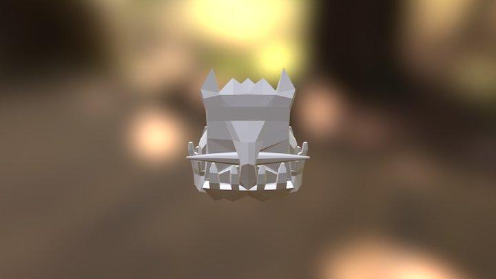 Bastiodon 3D Model