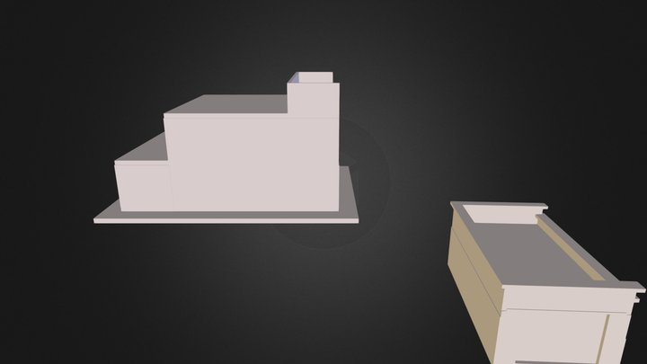 Driscoll Residence S K E T C H F A B T E S T 3D Model