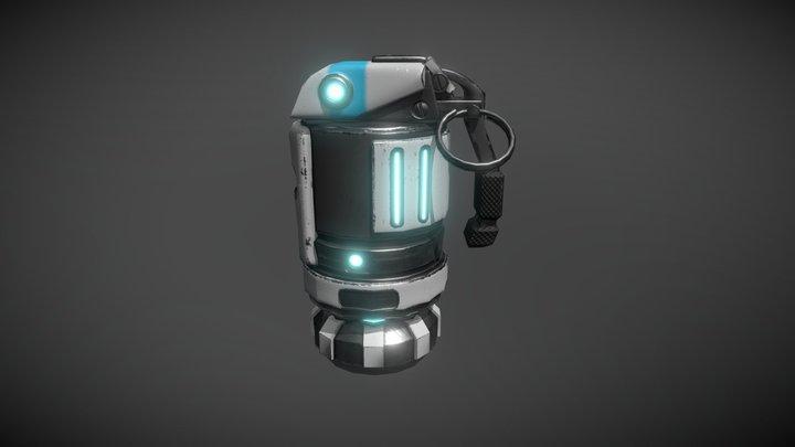 Grenade Commander 3D Model