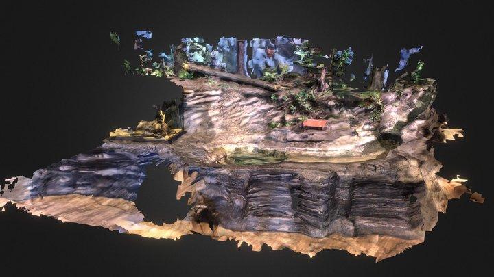 SCI 3D Model