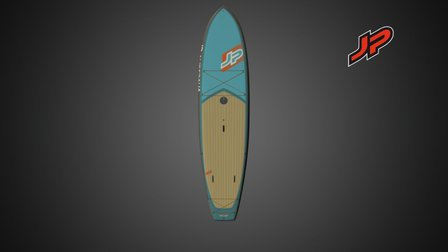 JP SUP Outback AST 2017 3D Model