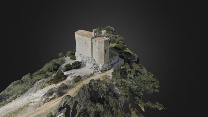 Chapelle Saint-Michel 3D Model