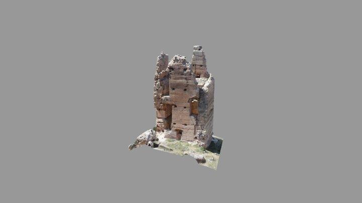 Torre de Haches 3D Model