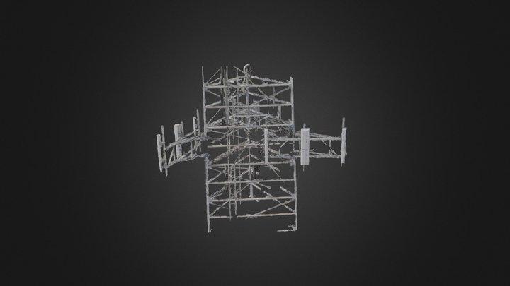 Tower 216 Tier 2 03June15 3D Model