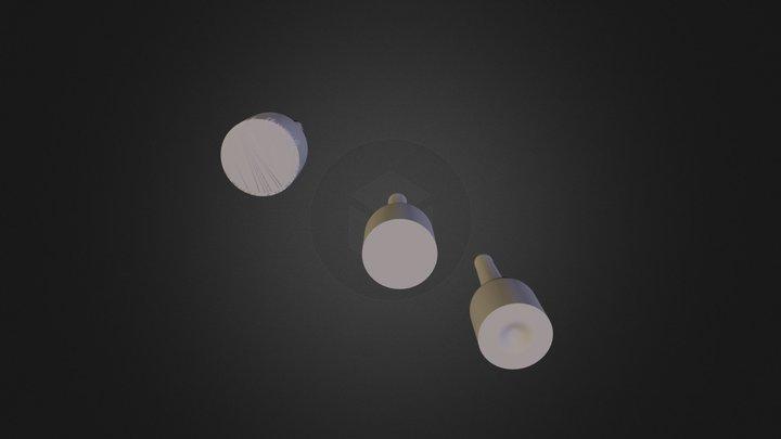Assem2 ששון רוני כל הבקבוקים באסמבלי 3D Model