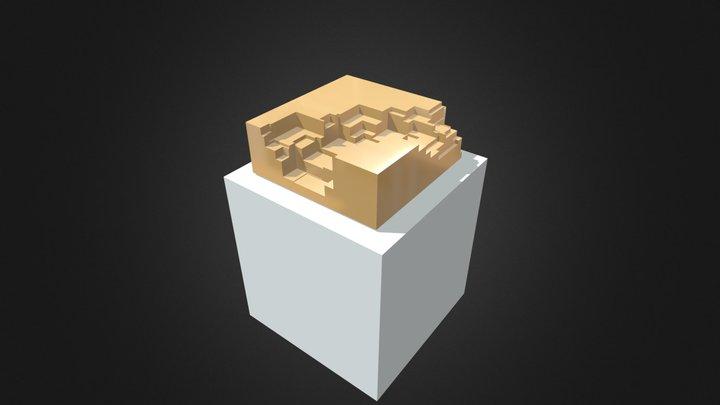 Remy 3D Model