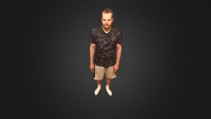 Randy 3D Model