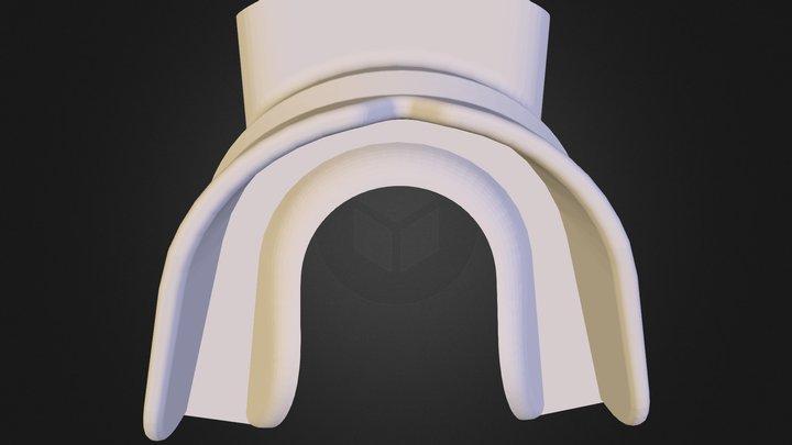 gum shield 3D Model