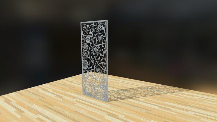 Liezel Smith Gate 3D Model