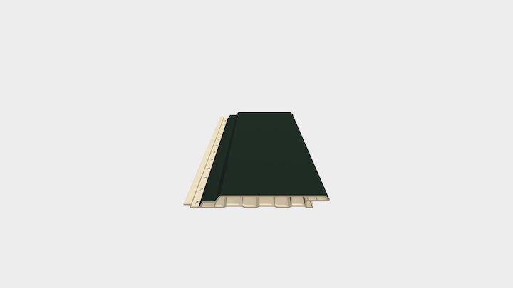 Fortalit Monumenten groen 3D Model