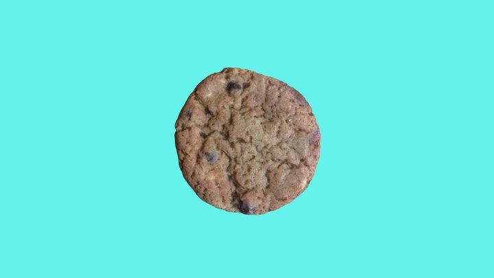 Google Magic Cookie 3D Model