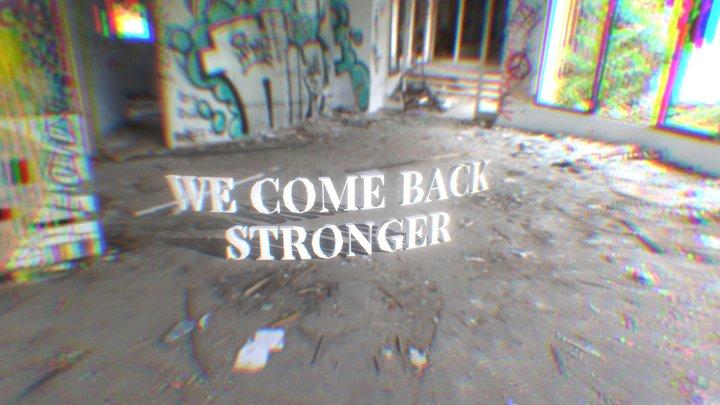 We Come back 3D Model