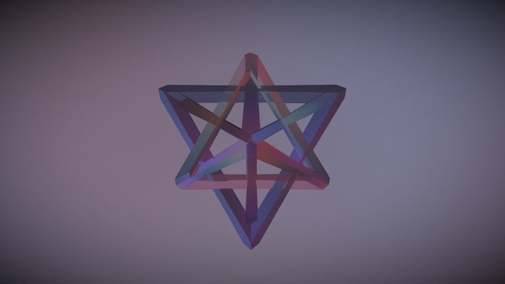 Metatron 3D Model