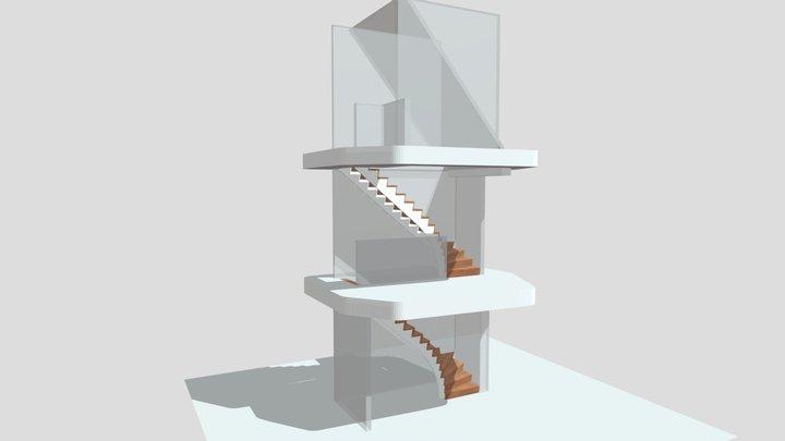 T08021 3D Model