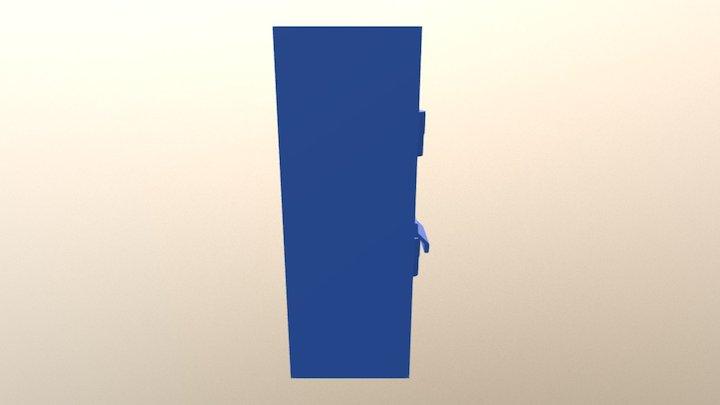 Caja2 3D Model