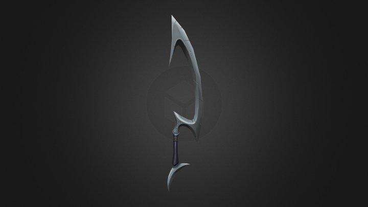 Moonblade 3D Model
