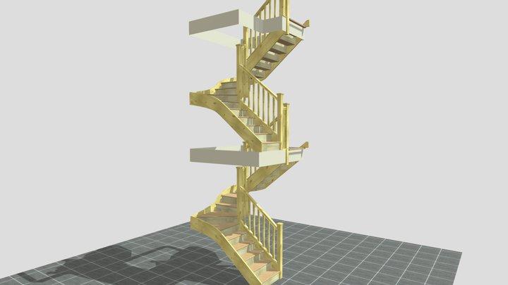 Kris_Squaires 3D Model