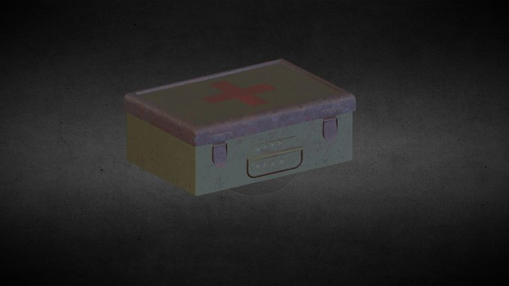 Medkit 3D Model