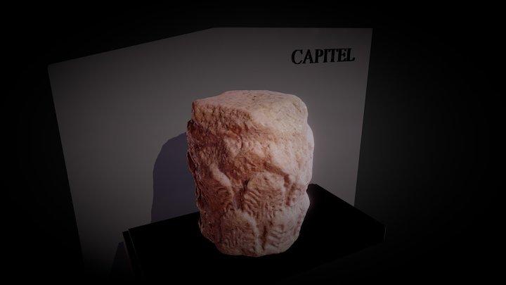 CAPITEL 3D Model