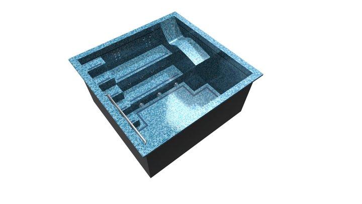 Cleopatra VI 3x3 m 3D Model