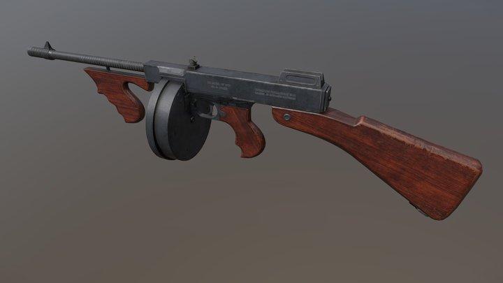 Thomson 3D Model