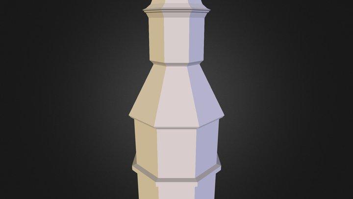 Cupola 3D Model