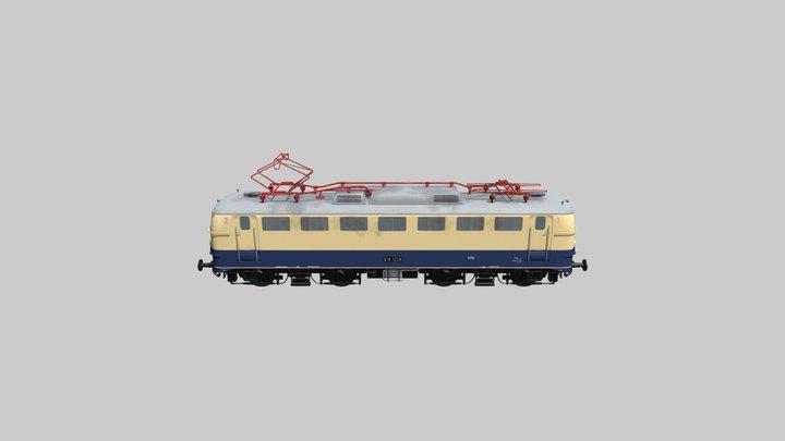 Class E10 1239 3D Model