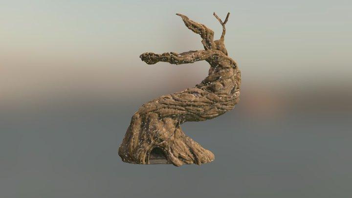 Fairy Tree 3D Model