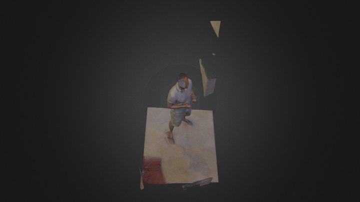 Michael C Kinect 3D Model