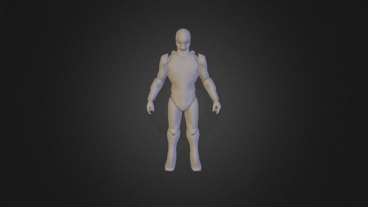 RoboCop 3D Model