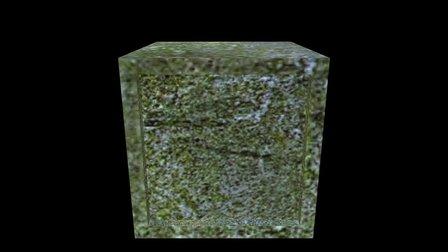 Small Crate 3D Model