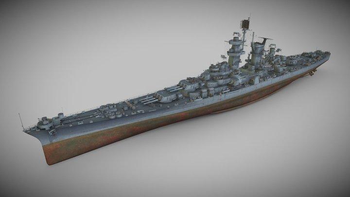 Alaska 3D Model
