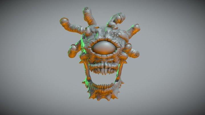 Beholder - Death Tyrant 3D Model
