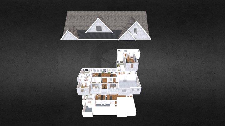 The Shenandoah 3D Model