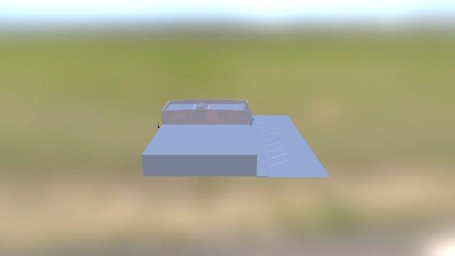 052016 Office Model 3D Model