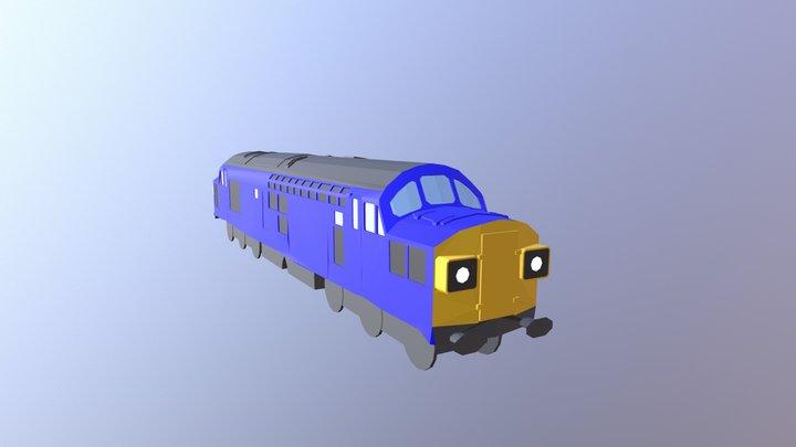 Class 37 3D Model