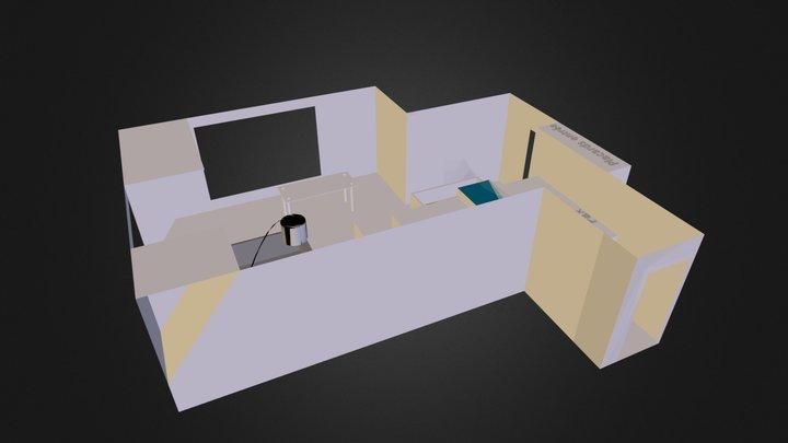 Sejour 3D Model