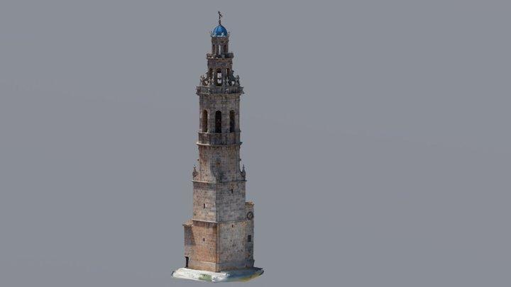 """Modelo 3D del """"Campanar de l'Assumpció"""" 3D Model"""