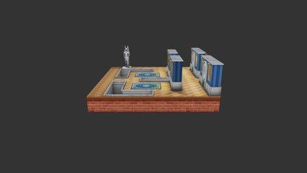 dsf 3D Model
