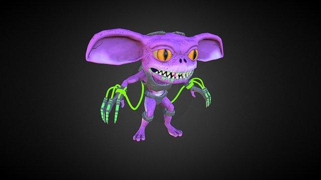 Yordle - Idle Animation 3D Model