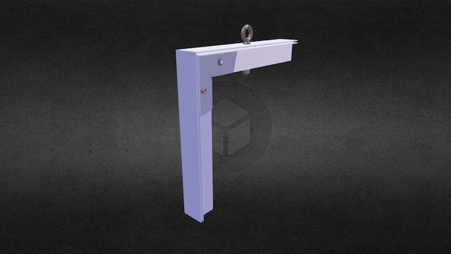 Ref: FHHF, FH Hanging Frames 3D Model