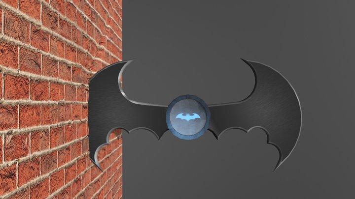Batarang 3D Model