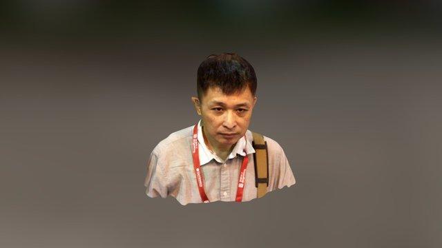 Mr Lin 3D Model