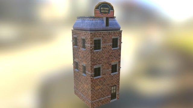 Palace 04 3D Model